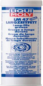 Liqui Moly 3520 Grasa de Larga Duración, LM 47, Langzeitfett + MoS2, 400 g