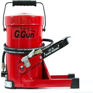 G.GUN Pistola Engrasadora de Engrase Rápido y Fácil
